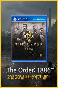 "PlayStation®4 독점작 ""The Order: 1886™"" 한국어판! 2015년 2월 20일 발매!! +_+"